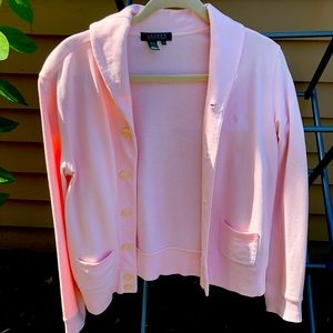 Ralph Lauren light pink sweatshirt